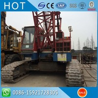 Hot Sale For 50 Ton CCH500 Used IHI Crawler Crane With Good Condition