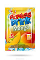 Fruit flavoured powder juice Mango Turkey