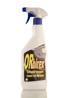 Ecological car engine cleaner and degreaser 500ml spray