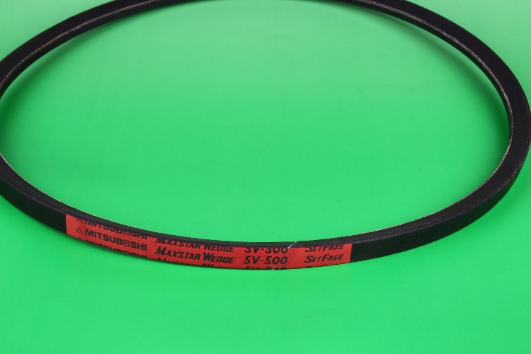 Mitsuboshi Belting MAXSTAR 3V, 3VX, 5V, 5VX, 8V wedge V Belt in various sizes. Made in Japan (fan belt)