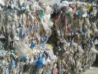 LDPE FILM MIXED IN BALES