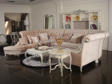 Italy design classic furniture sofa set,luxury classic European sofa set