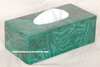 Marble Malachite Box