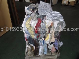 Japanese used low price clothing (Woman/Man/Children) in bales exported from Japan TC-010-80
