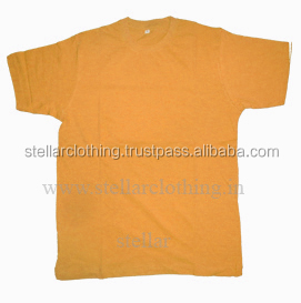 factory custom plain t-shirts for men's