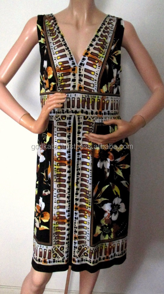 Vintage and famous party wear funtion ,occasion wear long dress / African print dress wholesale Brown & Black African Print .