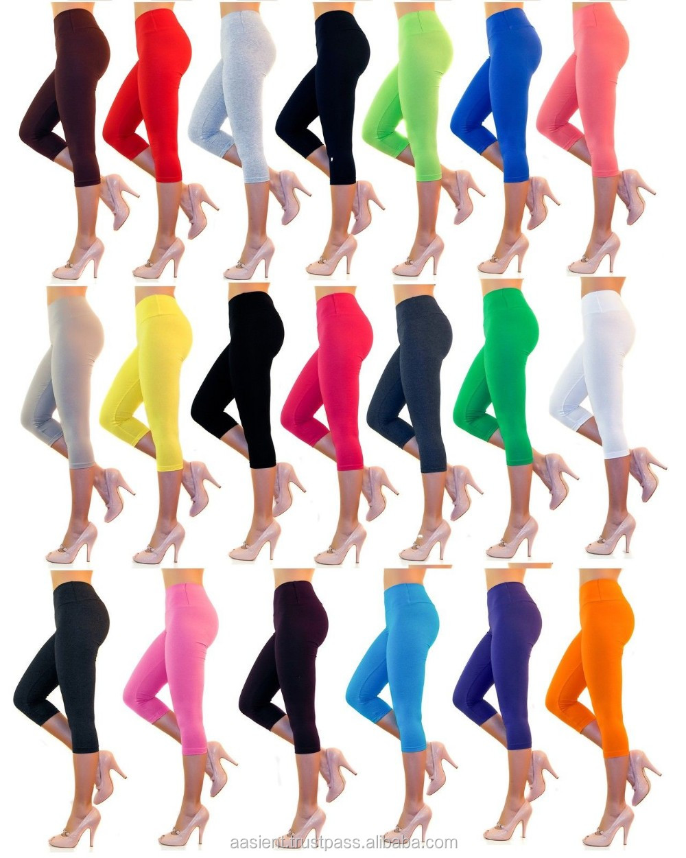 Wholesale Sexy Lady workout Leggings laycra Pants