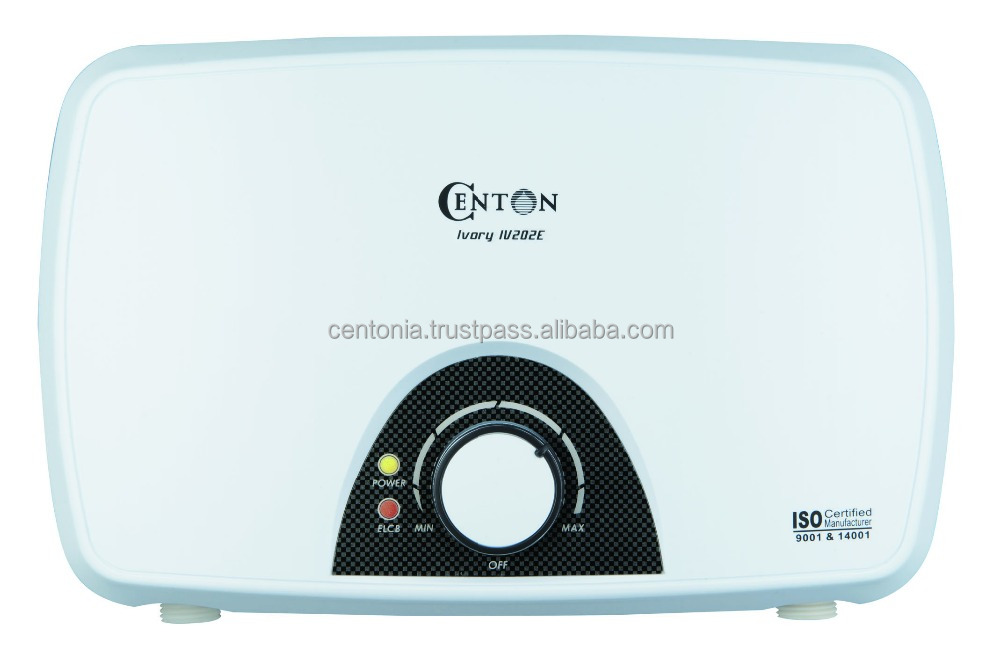 Centon Ivory Series Electric Instant Water Heater