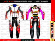 Women Professional Leather Motorbike Suit Custom Made Motorcycle Racing Suits