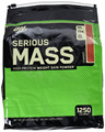 Serious Mass - 12 lbs (Strawberry)