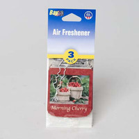 AIR FRESHENER 3PK MORNING CHERRY #10144