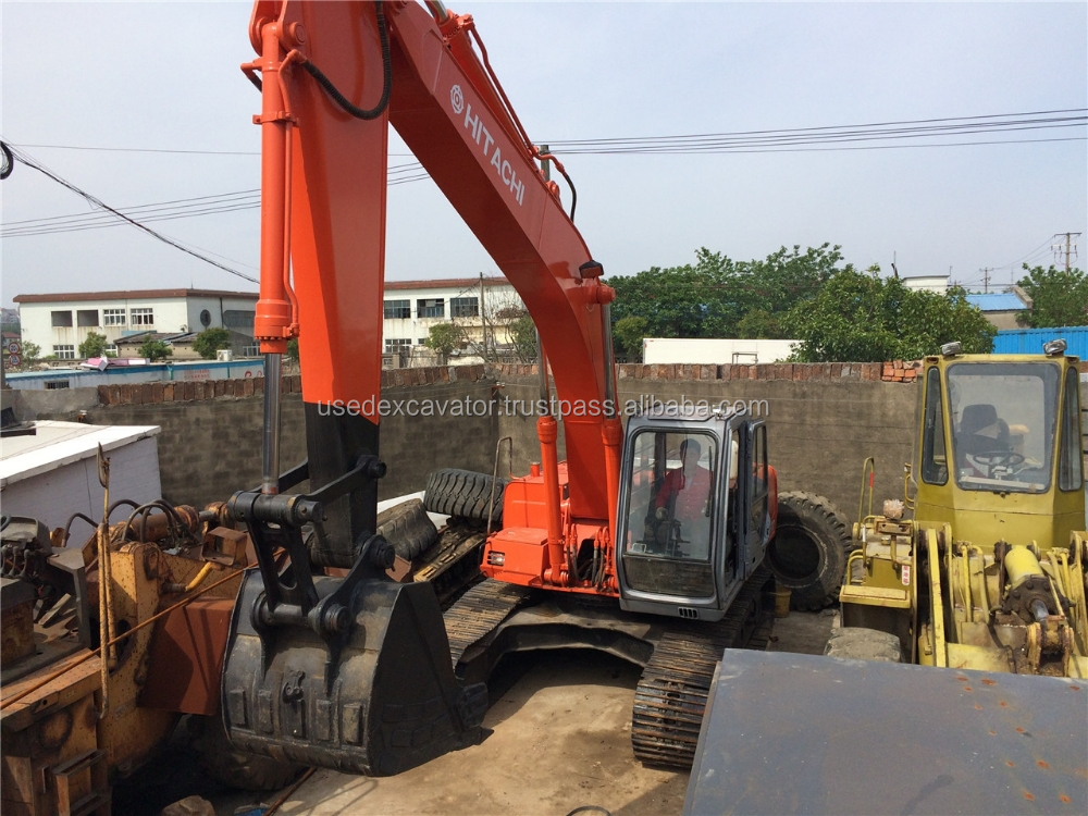 japan made hitachi used excavator for sale, Hitachi EX200 digger, cheap excavator 20 ton for sale