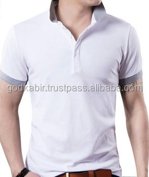 classic royal US personalized high quality 2014 men's polo t shirt wholesale and cheap /Best 100 % cotton material used tshirts.