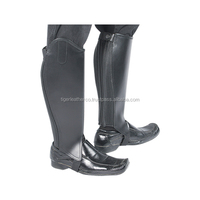 Leather Half Chaps/ Gaiters