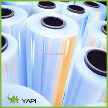 for Transportation Packing:Moistureproof PE/PVC Hand Stretch Wrap Film