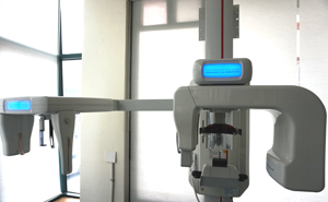 USED DIGITAL PANORAMIC DENTAL X-RAY SYSTEM WITH CEPHALO UNIT