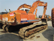 used hitachi excavator ex200 Japan hitachi ex200-1 crawler excavator for sale