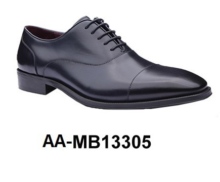 Genuine Leather Men's Dress Shoe - AA-MB13305