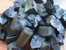 op quality hardwood oak charcoal sticks white charcoal oak from Germany