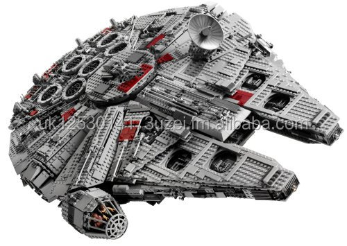 New Model Set Ultimate Collector's Millennium Falcon 10179