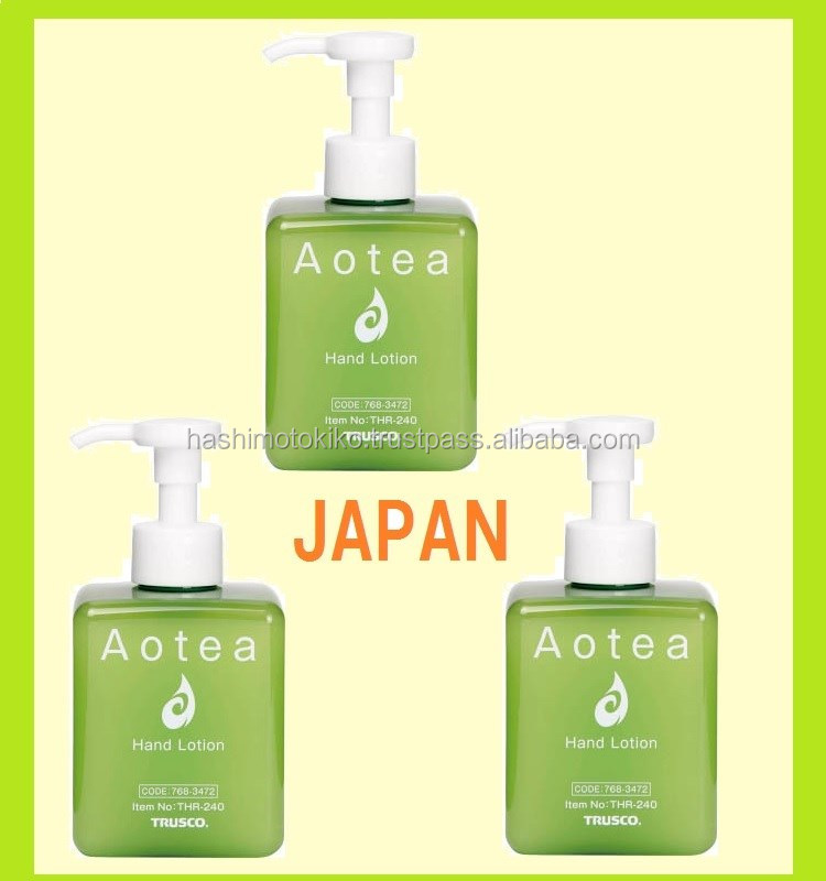 Clear moist hyaluronic acid japanese fine hand lotion cream
