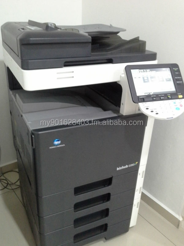 Konica Minolta Bizhub C253 - Used Copier Machines Wholesale
