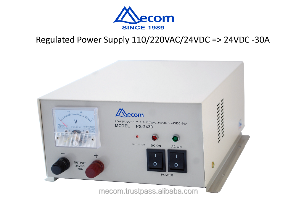 Acceptable price AC/DC marine power supply PS-2430A