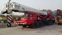 used tadano truck crane 70t 80t 90t 100t mobile truck crane good heavy things lifting machine
