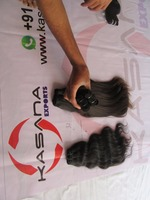 "Wholesale factory price 10-30"" afro kinky curly clip in hair extensions virgin brazilian clip in hair extensions"