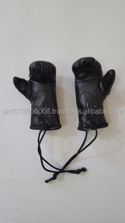 Mini Boxing Gloves for Car Hanging / , dual strap boxing gloves in all sizes available/ Sparring Gloves