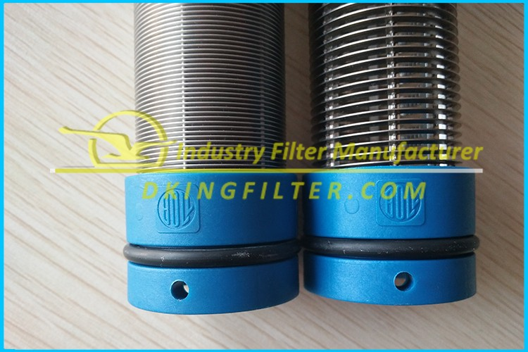 2017 big filter area filter 80um candle filter for sale