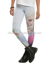 new sublimation legging,printing legging reflacitic legging,Sublimated Leggings example