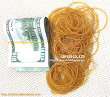 100% natural rubber bands Vietnam Durable mini rubber band - Tie Money Rubber Bands Stock