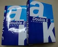 100% wooden pulp office Double A white A4 copy paper 80gsm(210mm*297mm)
