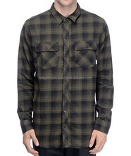 Flannel Shirt - Wholesale flannel shirts in cheap price custom color flannel shirts