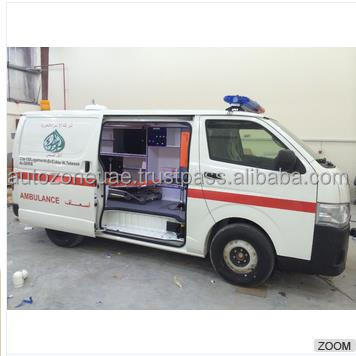 Hi-ace van ambulance for sale