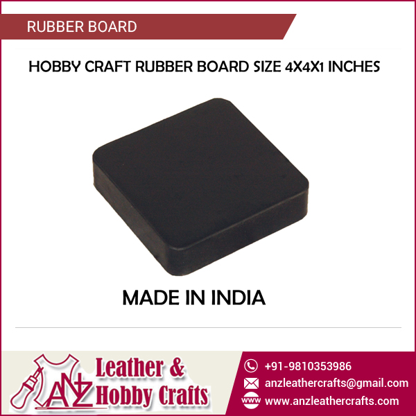 Export Quality Widely Used Hobby Craft Rubber Board Suppliers