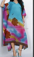 Vintage Embroidered Antique new generation base Design Made Traditional Party wear Comfortable size women caftan.