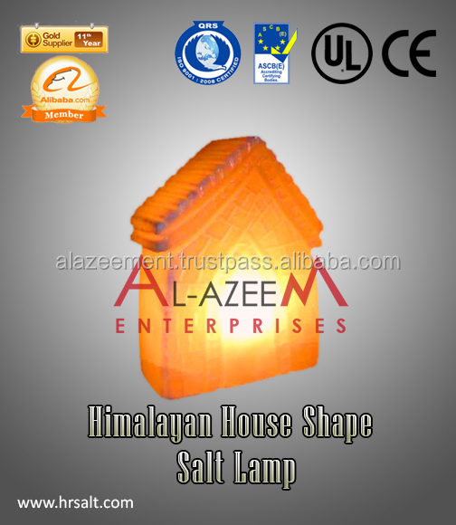 Good-looking Himalayan House Shape Salt Lamp