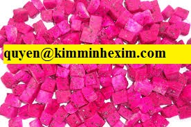 Frozen Dragon Fruit Dice (hotmail: quyen@kimminhexim.com)