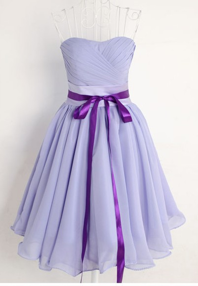 Bridesmaid Dress (Color as Photo)