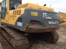 100% original Volvo EC210BL used excavator for sale good condition used construction machinery