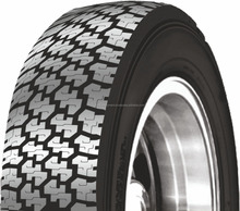 Precured tread rubber for truck tyre