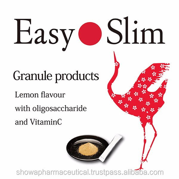 Japanese health and beauty products easy slim made in Japann
