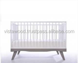 Wooden Baby Cot Malaysia