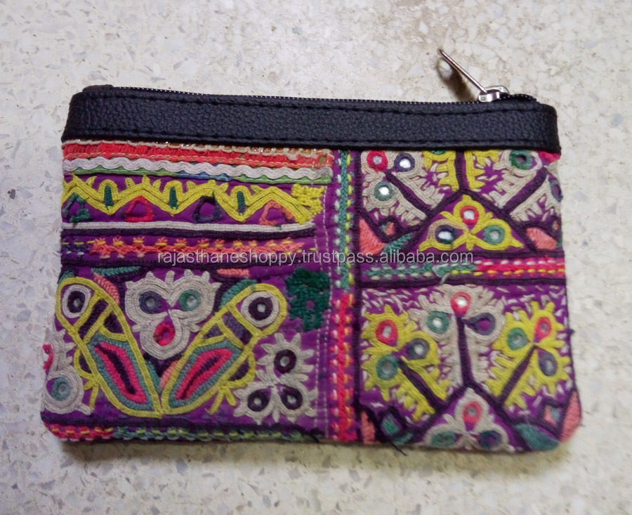 Hot Indian Discounted Vintage Banjara Gypsy Bag