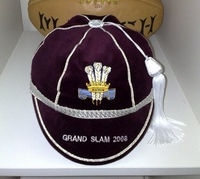Honours Cap Manufacturer OEM Supplier Pakistan / Honor Cap / Honors Cap Sialkot Velvet Golden Silver Tassel Trim Custom Design