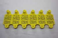 ICAR CERTIFIED CHEAP LIVESTOCK EAR TAG FOR GOAT PIG SHEEP ANIMALS
