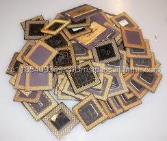 CPU gold recovery scrap for sales