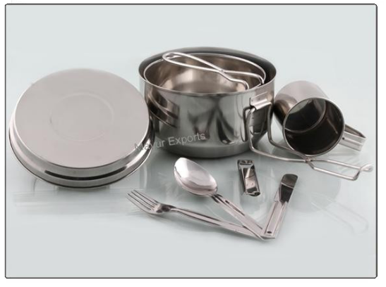 Stainless Steel Military mess kit